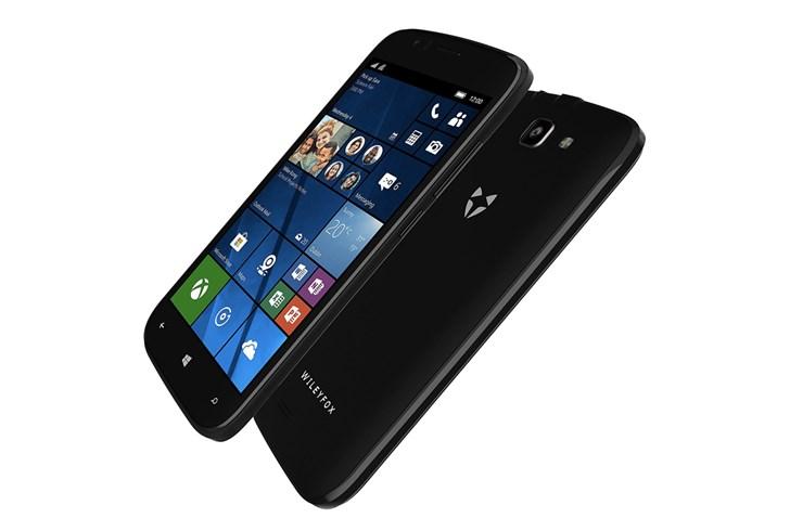 终于卖光,Wileyfox的Windows 10 Mobile手机冒险之旅结