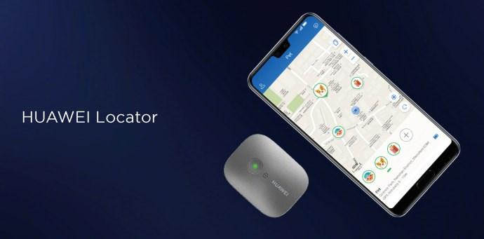 华为发布位置追踪器HUAWEI Locator:可全球漫游定位
