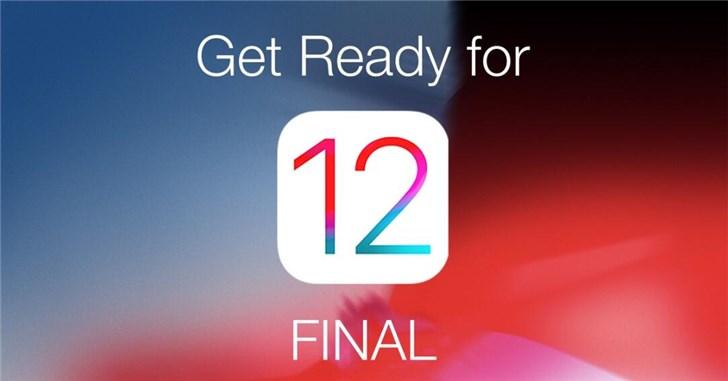 准备熬夜吧!苹果iOS 12正式版9月18日凌晨推送: