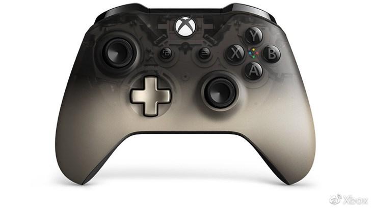"Xbox One限量版""绝对领域""手柄开售:""透明探索"