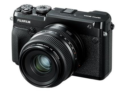富士推中画幅无反数码相机 GFX 50R:搭载5140万像