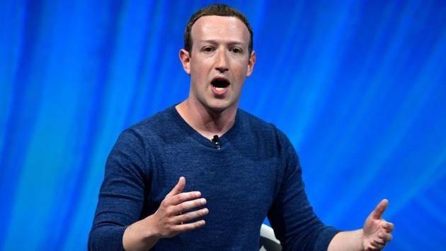 Facebook股价大跌 扎克伯格四季度未抛Facebook一股