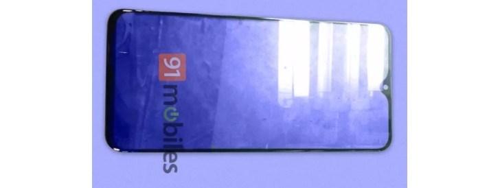 三星Galaxy M20真机图首曝 手机边框极窄