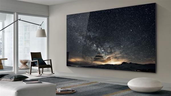 三星公布第二代MicroLED 4K电视 尺寸扩大到219英寸