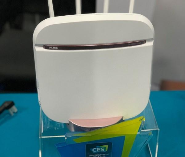 D-Link发布DWR-2010 5G NR路由器 可实现2.8 Gbps网络连接