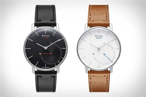 脱去诺基亚外装,Withings于CES_2019发布多款智能手表