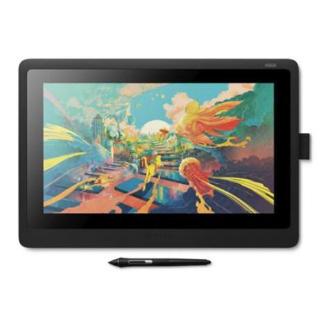 Wacom 新帝16HD 液晶数位屏首发上市 售价4499元