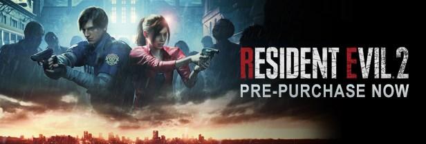 《生化危机2:重制版》试玩版上线Steam 玩家可免费试玩