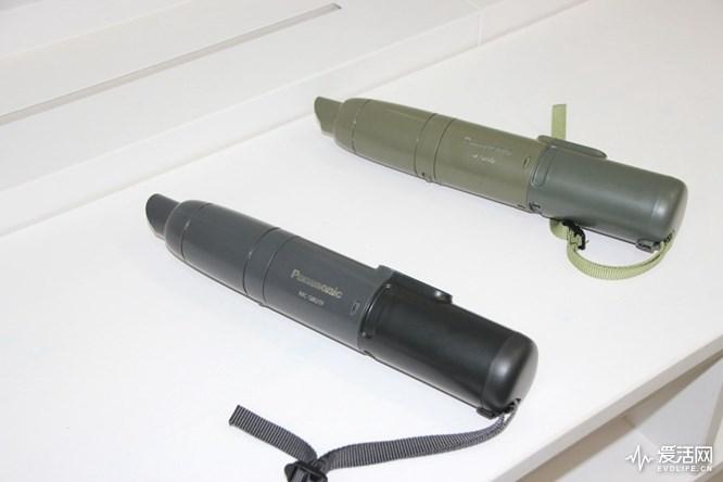 松下发布超薄无线真空吸尘器 价格约1500元