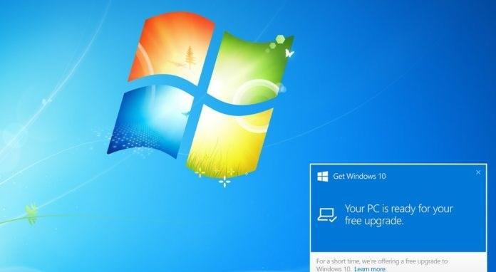 倒计时一年,微软Windows 7明年1月14日彻底停止支