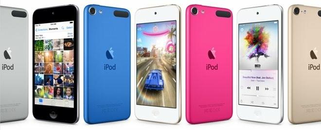 消息称苹果将开发第七代iPod touch 以刺激Apple Music等服务收入