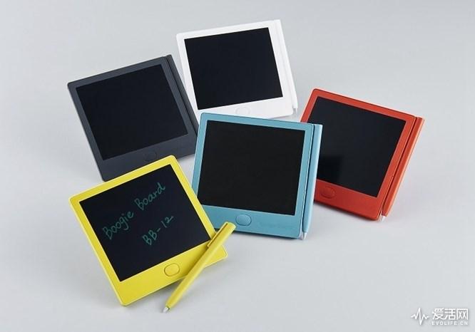 Boogie Board推出电子便签本 售价约167元