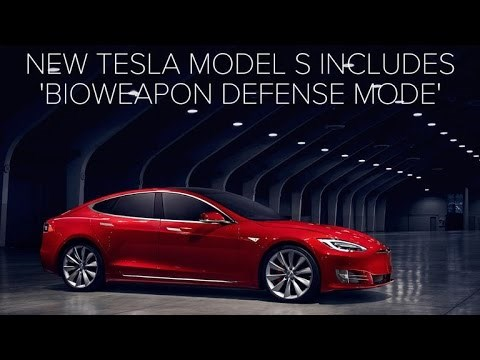 特斯拉将为老款Model S/Model X推升级版生化武器防御模式