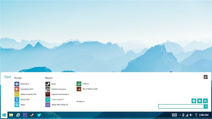 微软Windows 10 Lite曝光:全新Webshell用户界面,动态