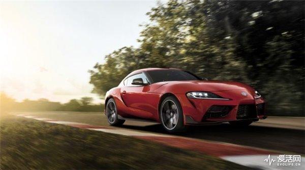 2020款丰田Supra量产车开卖 高性能版本配备3.0L涡轮增压直列六缸