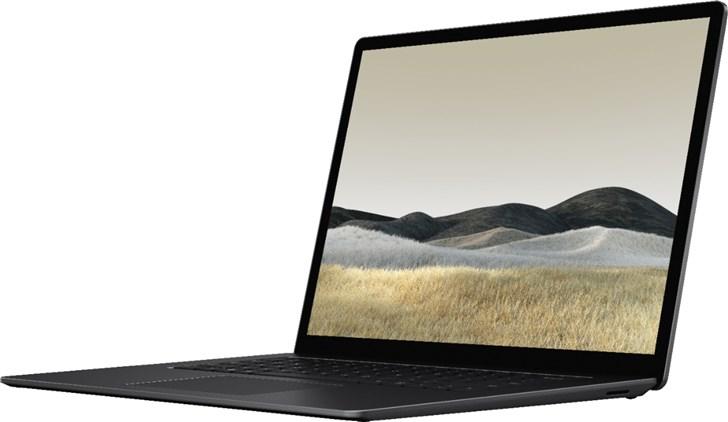 微软Surface Laptop 3渲染图曝光:纯正笔记本