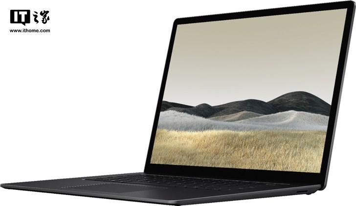 微软Surface  Pro7/Surface  Laptop3渲染图曝光
