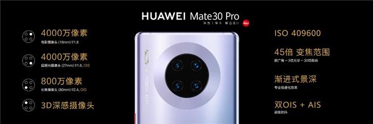 用手机拍电影?网友:华为Mate30 Pro电影四摄做到