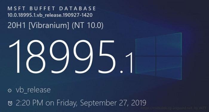 Windows 10 18995预览版发布:安全模式支持Windows H