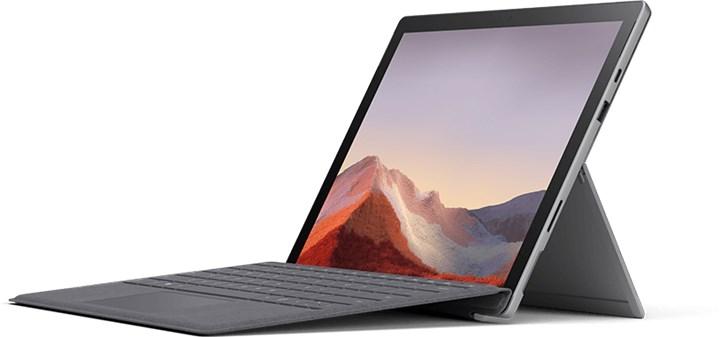 微软全新Surface Pro 7支持USB-C充电、WiFi 6}