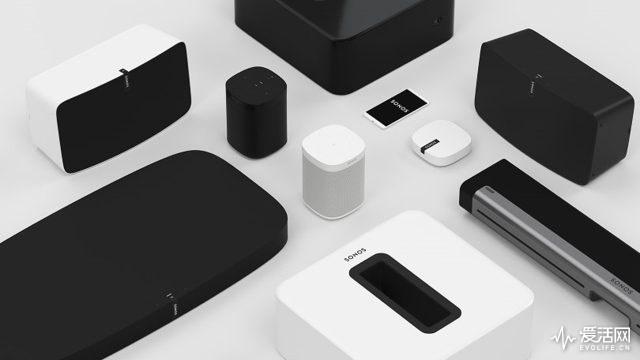 Sonos推出音箱月租服务 月租赁费用只占售价1/40左右