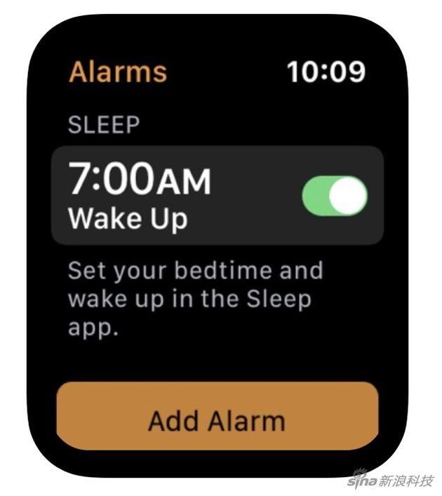 苹果很可能为Apple Watch增添睡眠监控