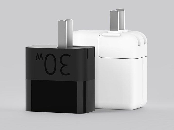 紫米USB充电器30W快充版上架京东 采用快充双口设计