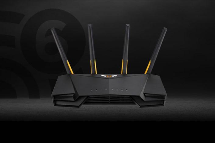 华硕Wi-Fi 6电竞游戏路由TUF-AX3000开售 到手价999元