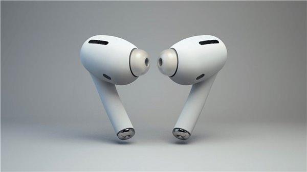 苹果AirPods 3降噪开关演示曝光:一键控制