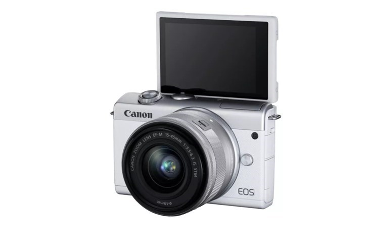 佳能新款微单EOS M200价格公布 机身加15-45套头售价3749元