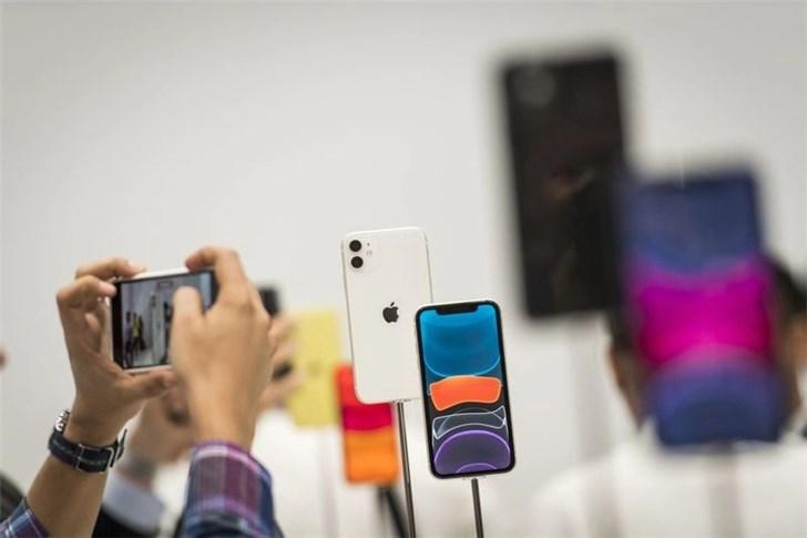 苹果iPhone 11热卖两大原因:便宜+老设备不得不换