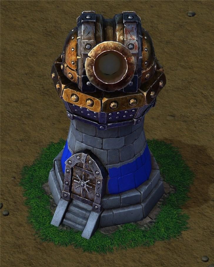 《魔兽争霸3:重制版》全新建筑模型曝光:另加入《暗黑破坏神》元素-玩懂手机网 - 玩懂手机第一手的手机资讯网(www.wdshouji.com)