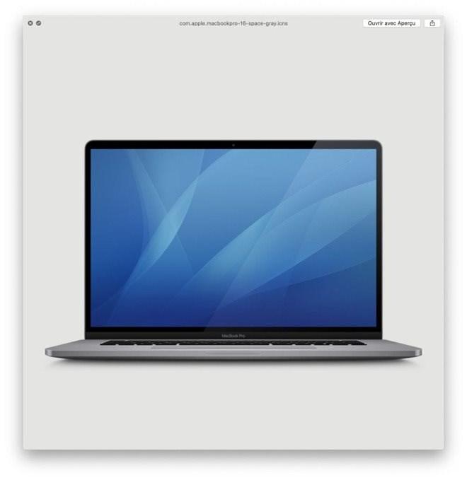 """苹果16英寸Mac*ook Pro""""现身""""macOS Catalina 10.15.1 *"""