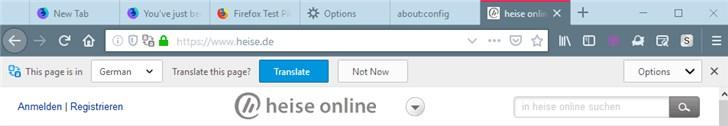 Mozilla将为Firefox浏览器集成不依赖云服务的本地翻译功能