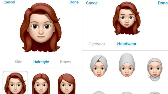 蘋果新專利顯示未來Memoji表情將可通過用戶照片自動創建