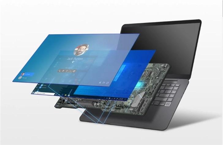 堪称最安全!微软推出全新Windows 10安全核心PC