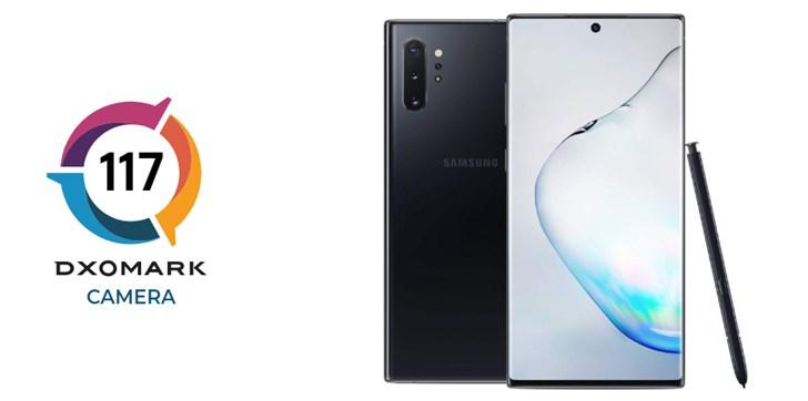 DxOMARK公布三星Galaxy Note10+ 5G相机得分:117分,位列第二}