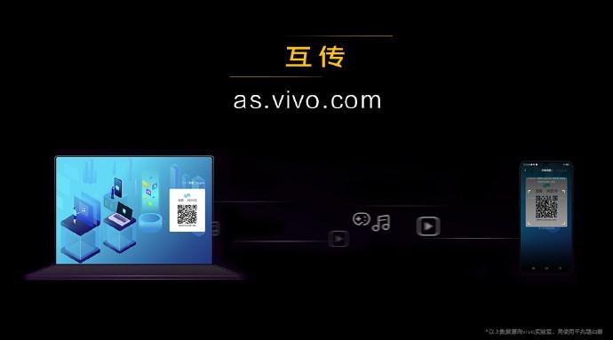 iQOO Neo 855版支持互传网页版、电话秘书
