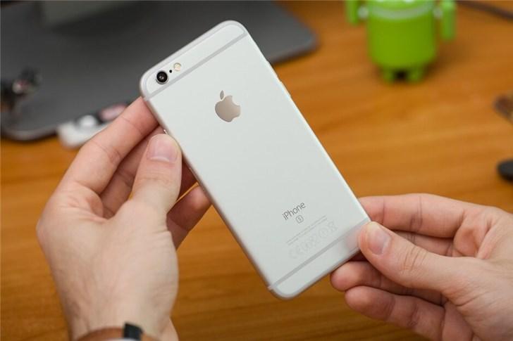 苹果iPhone 6s翻新机史上最低价:918元/1059元,90天