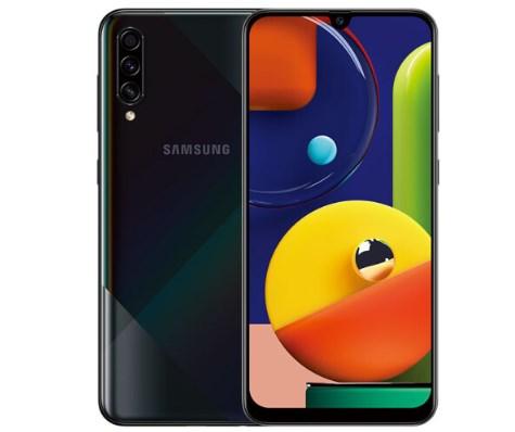 三星Galaxy A50s开启预售:Exynos 9611+4000mAh电池,1