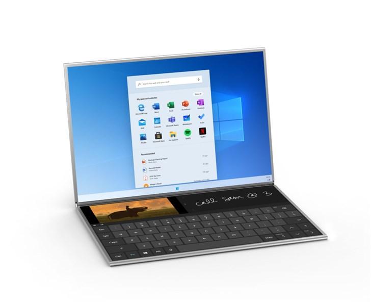 微软Surface Neo双屏搭载Intel Tremont处理器,规格落后于Surface Duo/iPad Pro}