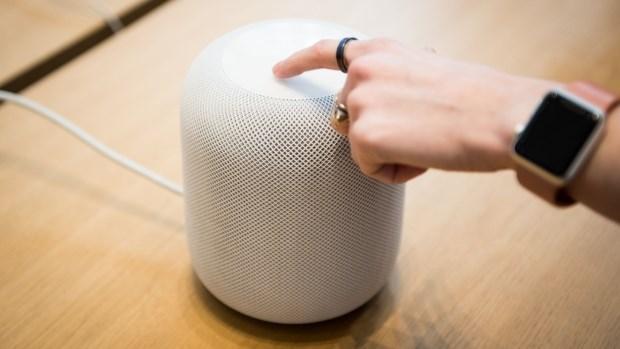 苹果加入智能家居市场竞争,挑战亚马逊和谷歌}