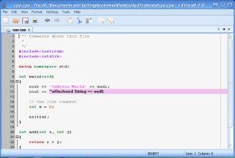 好用的文本编辑器推荐:Sublime Text、微软Visual Studio Code...
