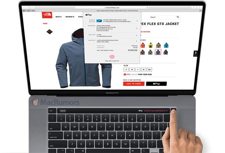 苹果16寸MacBook Pro最新渲染图曝光:屏幕窄边框设