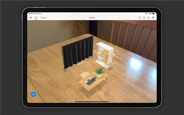 Ado*e Aero现已登陆iOS平台,将PS图层变成AR交互