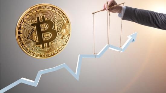 新研究称两年前比特币一度飙升至近2万美元可能是某个大玩家人为操纵结果