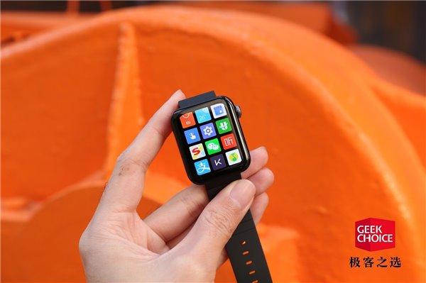 小米手錶上手:定製MIUI加持,這塊手錶感覺有點特別