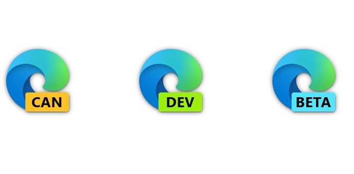 """微软正式大规模推送Chromium Edge浏览器新版Logo:""""网上冲浪"""""""