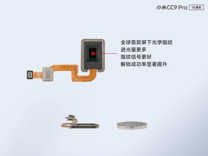 小米CC9 Pro内部结构 官方详解