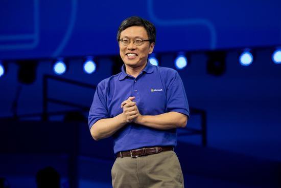 微软最高职位华人沈向洋离职,他的成就有多大}